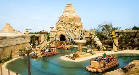 Port Aventura photo, from ThemeParkInsider.com