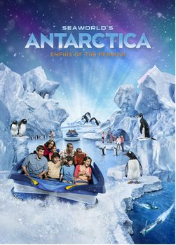 Antarctica - Empire of the Penguin