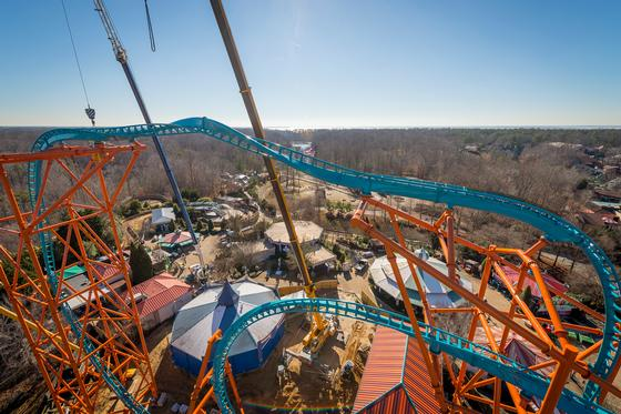 Busch Gardens Williamsburg Photos
