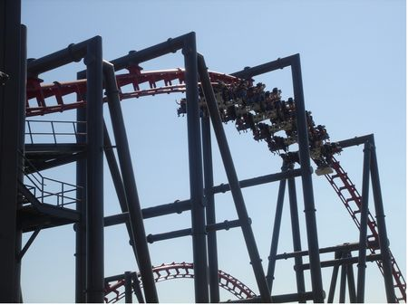 X2 photo, from ThemeParkInsider.com