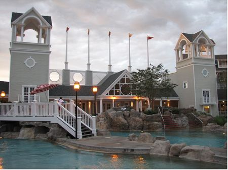 Disney's Beach Club Resort photo, from ThemeParkInsider.com
