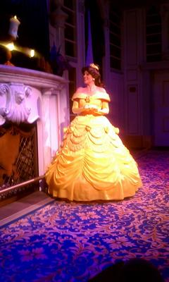 Enchanted Tales With Belle At Walt Disney World S Magic