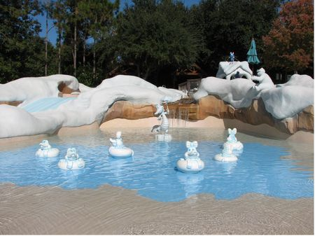 Blizzard Beach photo, from ThemeParkInsider.com