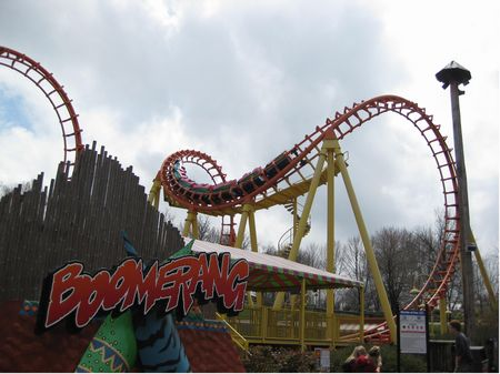 Boomerang photo, from ThemeParkInsider.com