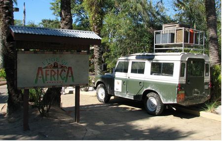 Edge of Africa photo, from ThemeParkInsider.com