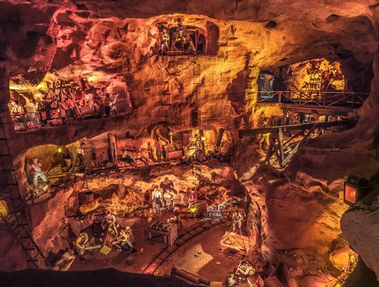 Photo of Calico Mine Ride