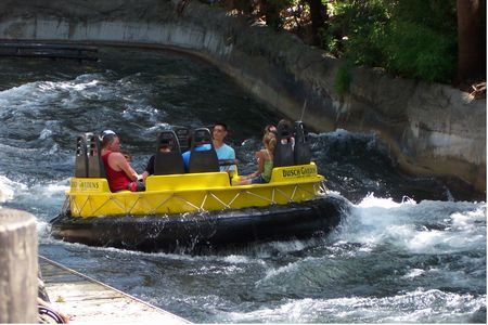 Photo of Congo River Rapids