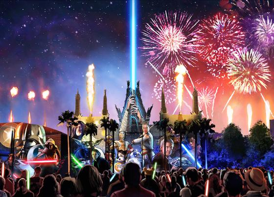 Photo of Star Wars A Galactic Spectacular