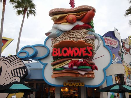 Photo of Blondie's