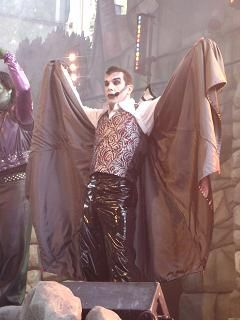 Beetlejuice's Graveyard Revue photo, from ThemeParkInsider.com