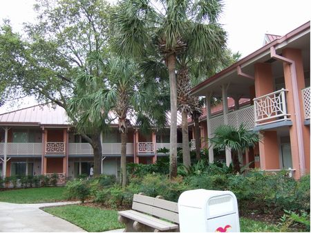 Disney's Caribbean Beach Resort photo, from ThemeParkInsider.com
