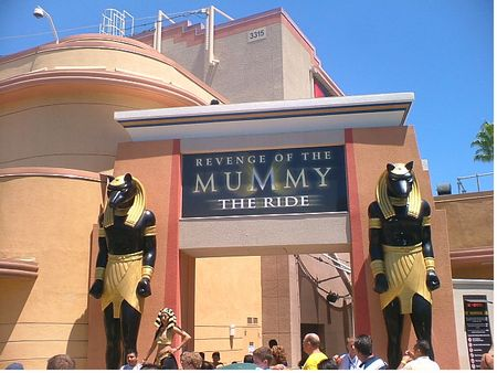 Universal Studios Hollywood's Revenge of the Mummy
