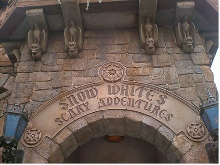 Snow White's Scary Adventures photo, from ThemeParkInsider.com