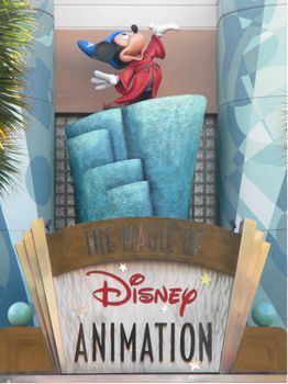 The Magic of Disney Animation photo, from ThemeParkInsider.com