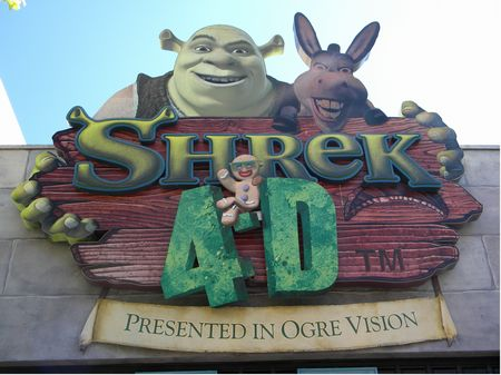 Shrek 4-D photo, from ThemeParkInsider.com