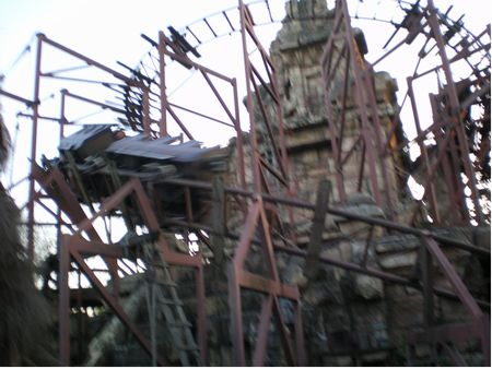 Indiana Jones et le Temple du Peril photo, from ThemeParkInsider.com