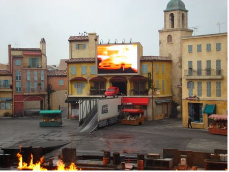 Lights! Motors! Action! at Disney's Hollywood Studios