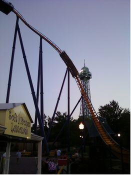 Dominator photo, from ThemeParkInsider.com