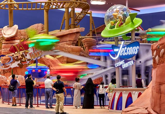 Photo of The Jetsons Cosmic Orbiter
