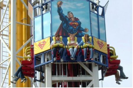 Photo of Superman Tower of Power
