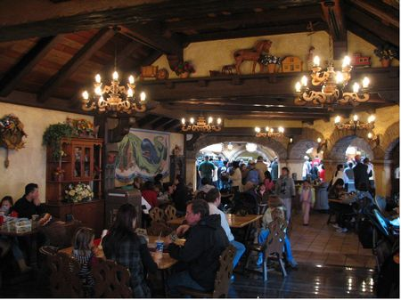 Village Haus Restaurant photo, from ThemeParkInsider.com
