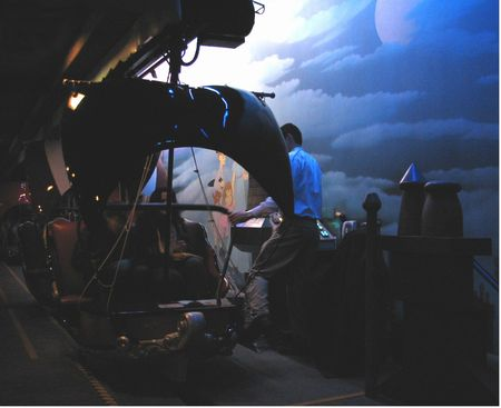 Peter Pan's Flight photo, from ThemeParkInsider.com