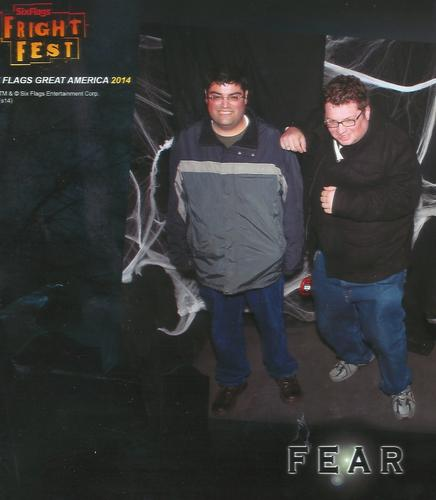 Six Flags Great America Fright Fest photo, from ThemeParkInsider.com