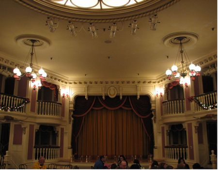 The Golden Horseshoe photo, from ThemeParkInsider.com