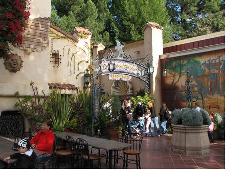 Rancho del Zocalo photo, from ThemeParkInsider.com