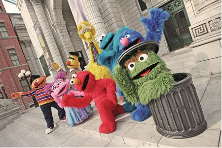 Photo of Sesame Street: Spaghetti Space Chase