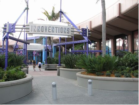 Innoventions photo, from ThemeParkInsider.com