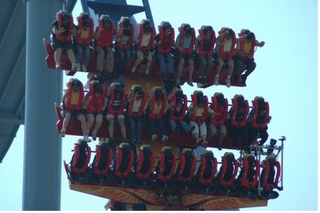 Busch Gardens Williamsburg's Griffon