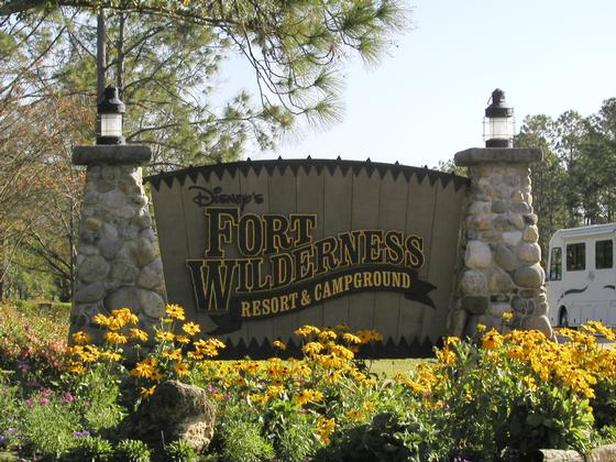 Photo of Fort Wilderness Resort and Campground