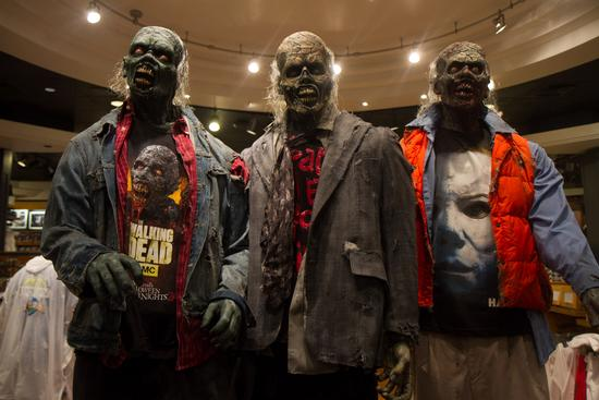 Universal Orlando Halloween Horror Nights photo, from ThemeParkInsider.com