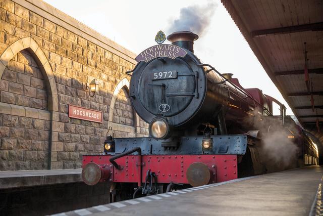 Photo of Hogwarts Express