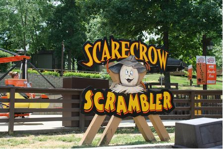 Photo of Scarecrow Scrambler