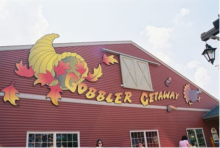 Gobbler Getaway photo, from ThemeParkInsider.com