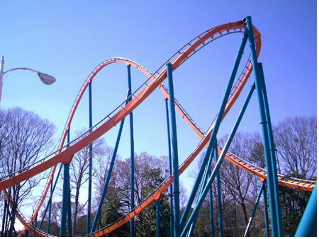 Goliath photo, from ThemeParkInsider.com