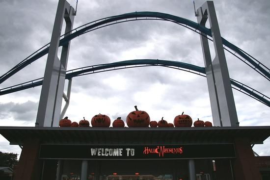 Cedar Point Halloweekends photo, from ThemeParkInsider.com