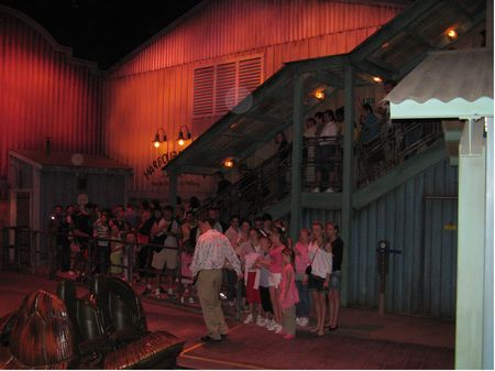 Crush's Coaster photo, from ThemeParkInsider.com