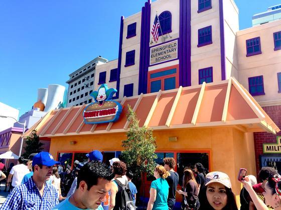 Photo of Krusty Burger