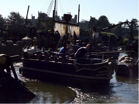Photo of Battle Galleons