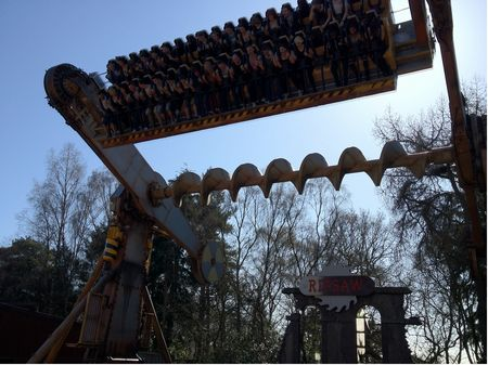 Photo of Ripsaw