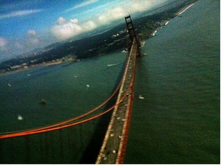 Soarin' Over California photo, from ThemeParkInsider.com