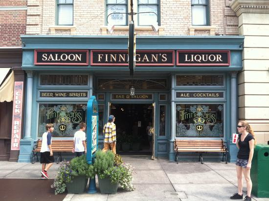 Finnegan's Bar and Grill