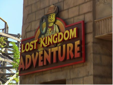 Lost Kingdom Adventure photo, from ThemeParkInsider.com