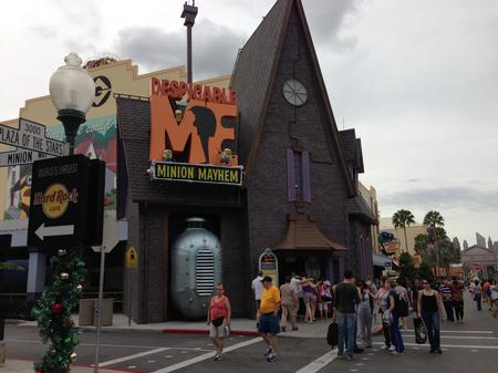 Photo of Despicable Me Minion Mayhem