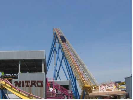 Nitro photo, from ThemeParkInsider.com