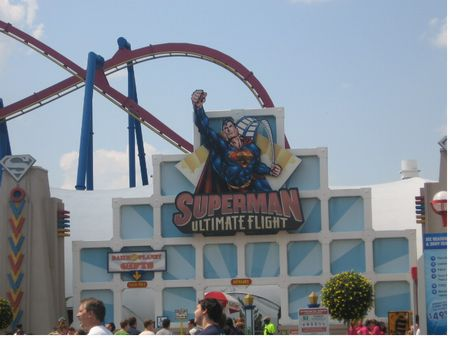 Photo of Superman: Ultimate Flight