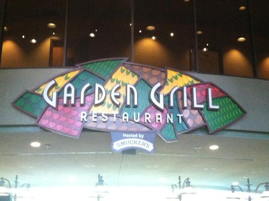 Garden Grill photo, from ThemeParkInsider.com